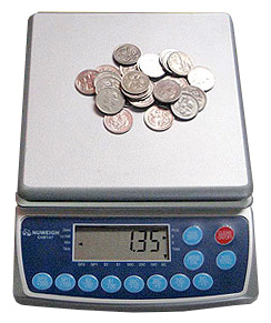 Note & Coin Scales