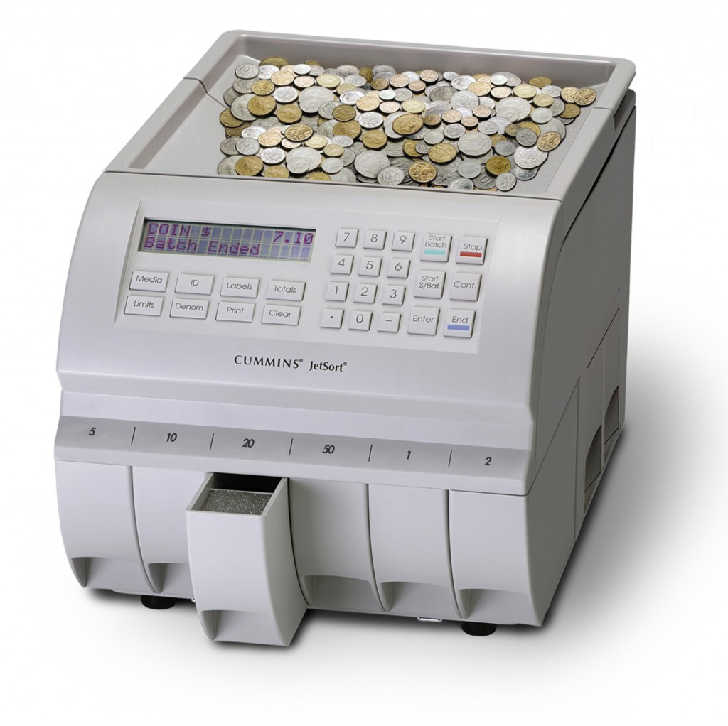 Coin Sorters & Counters